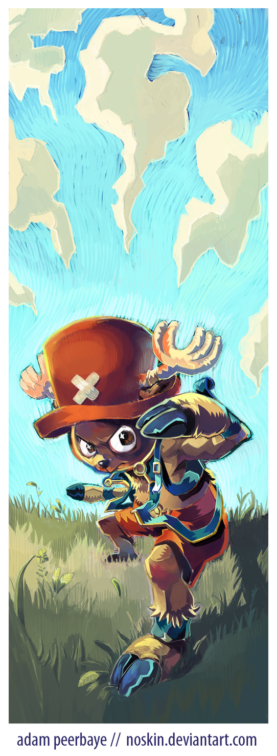 chopper! by noskin