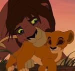 Kovu and Shani