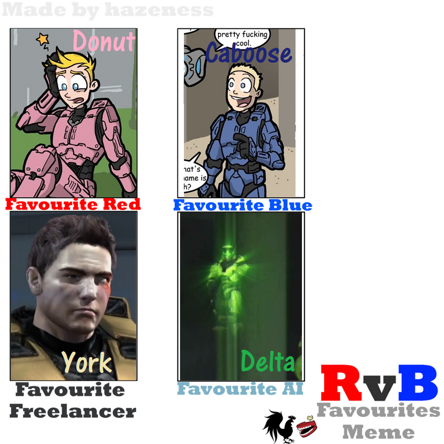 red_vs_blue_favs_meme_by_beeimus d3d7sjh red vs blue favs meme by beeimus on deviantart