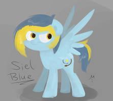 Siel Blue by Milchik