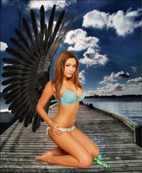 фото angel dark
