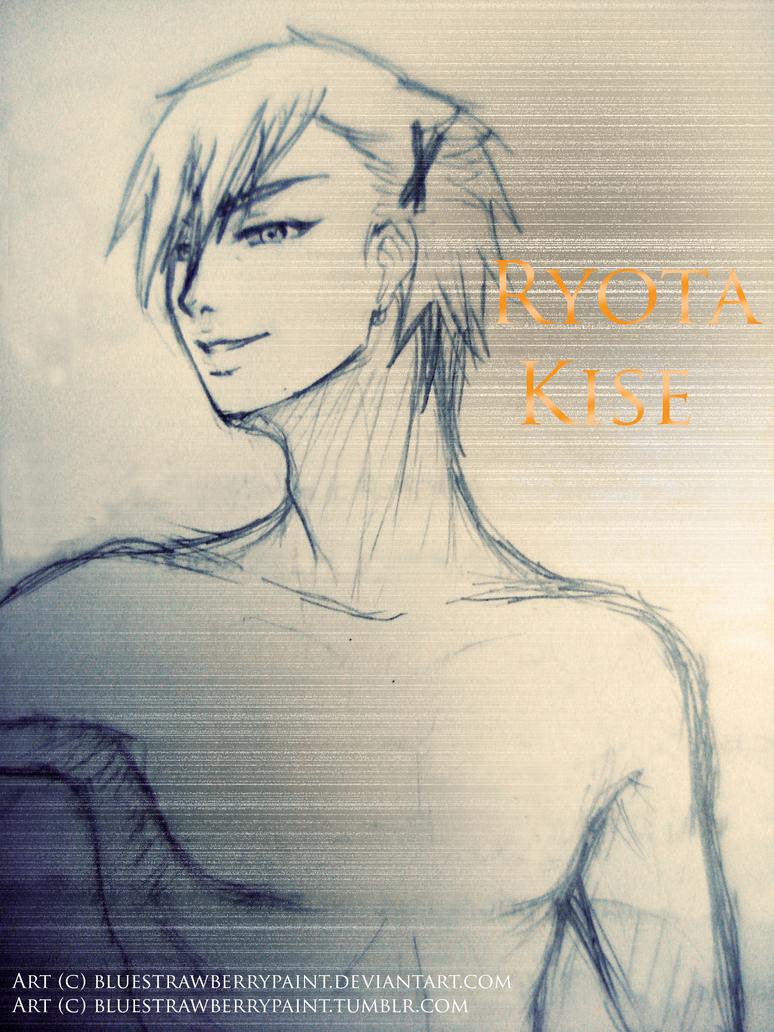 Fan art: Kise Ryota by bluestrawberrypaint