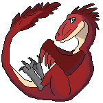 Feria Hatchling Icon: by MightyRaptor