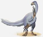 Dinovember # 1 - Therizinosaurus