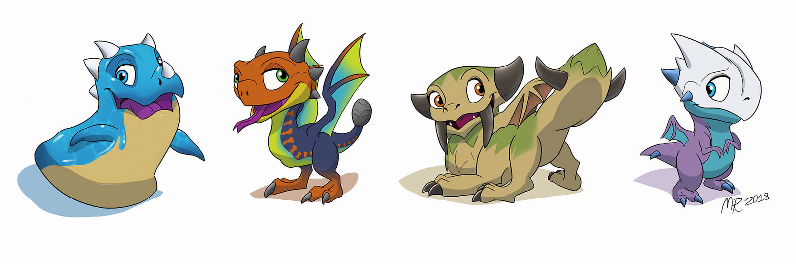 Dragonvale World Little Pack 3 by MightyRaptor on DeviantArt