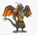 Dragonvale Reignited: Thermal Smithy by MightyRaptor