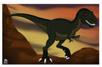 The Land Before Time: The Sharptooth