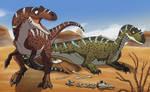 Dinovember 2019: Allosaurus