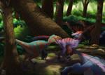 Dinovember 2019: Troodons