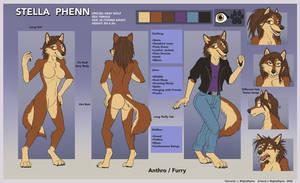 Stella Phenn Reference Sheet