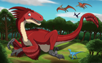 Raptor Growthness by MightyRaptor