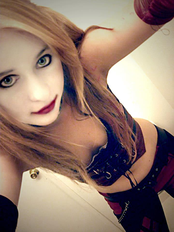 Harley Quinn - Edit by Hinataluvver by Kayla-Spicer