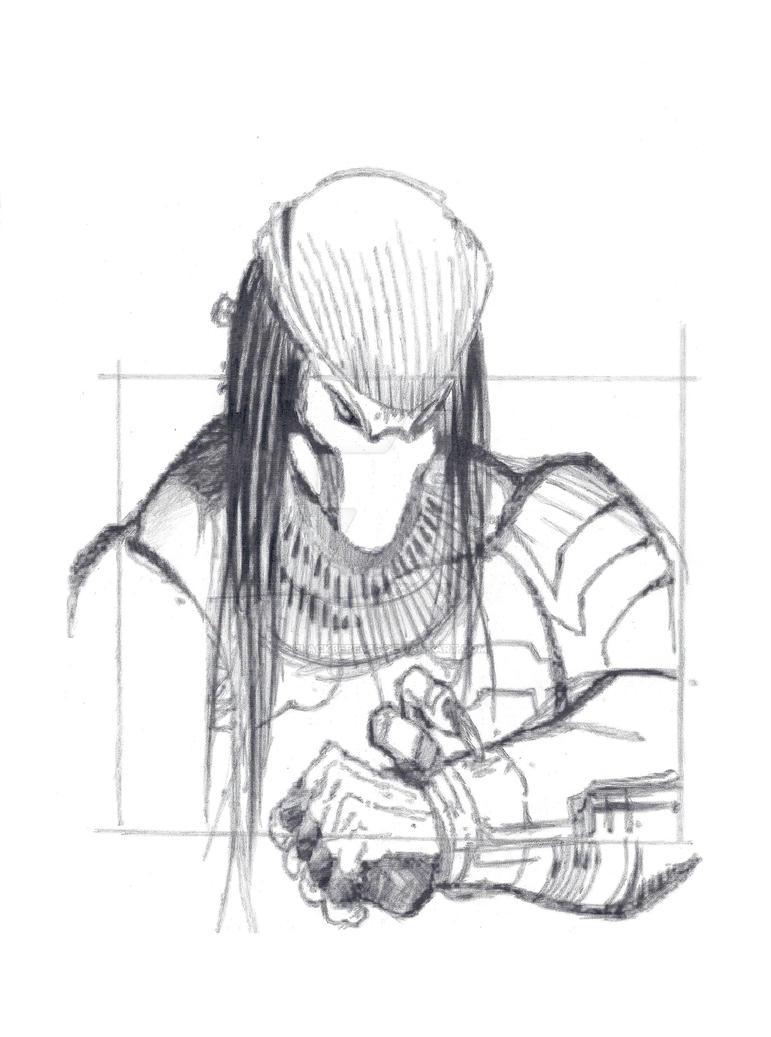 Predator: Self Destruct by Blackbere666