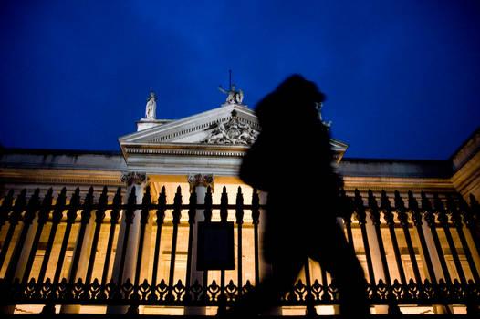 Dublin silhouette