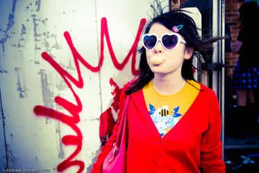 Bubblegum girl pop
