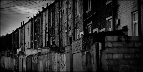 Burnley Backstreet by andreasandrews