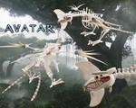 Avatar's Toruk Skeleton