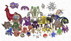 Spore Pokemon II