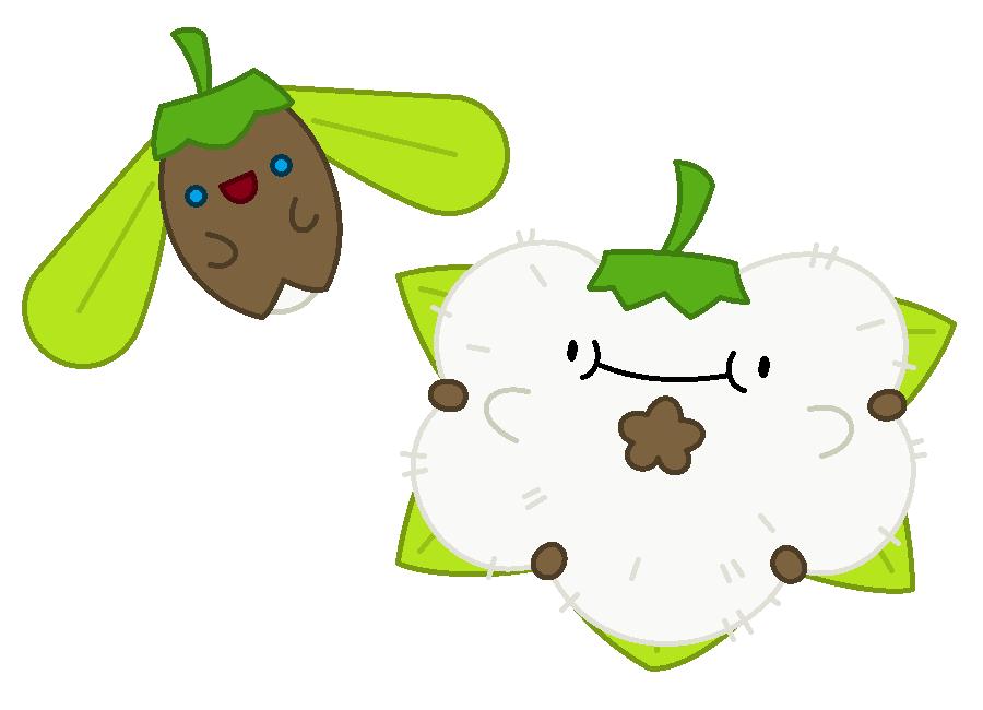 Cotton Plant Art