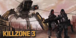 Killzone 3 - Helghasts and Mawlr