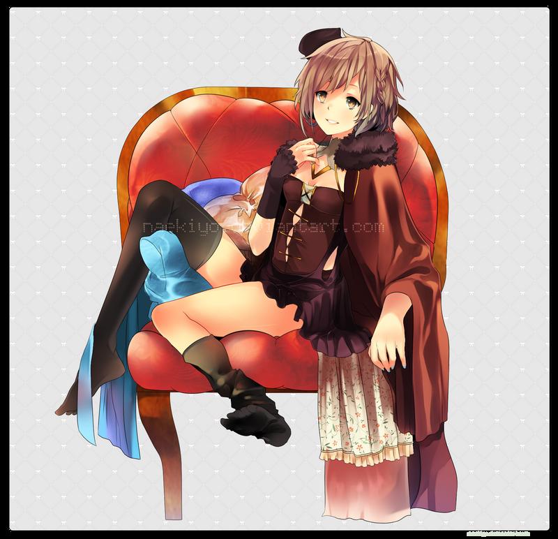 Royalty by naekiyo