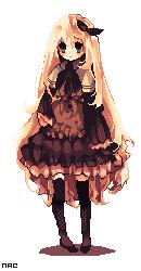 little witch by naekiyo