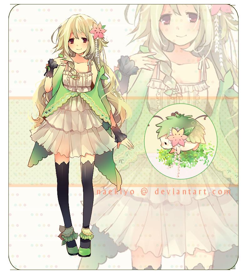 Yuina by naekiyo