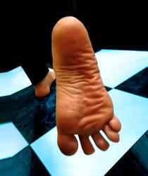My Dizzy Foot by piaslave