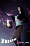 Zatanna Zatara Cosplay by NarikoCos