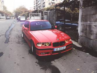 BMW E36 328I Convertible MT