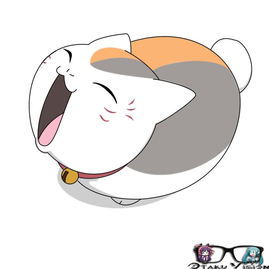 Nyanko Sensei- Natsume Yuujinchou by OtakuVision