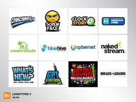 Logotypes V by deleket