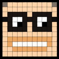 Deleket Pixel Portrait