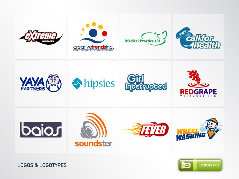 Logos And Logotypes by deleket