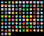 3D Cartoon Icons Full Preview
