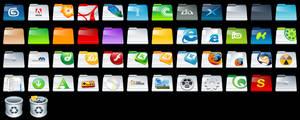 Folder Icons Full Preview