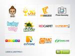 Logos And Logotypes II by deleket