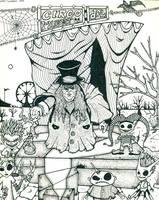 Circo del Muerto by Just-Insain