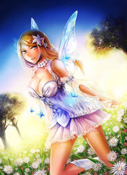 fairy by Lavypoo