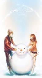 Secret Santa TE for Duvet by Lavypoo