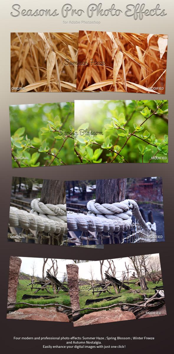 Seasons Pro Photo Effects by ibRC