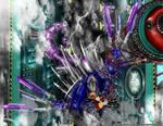 Betrayal of Metal Sonic