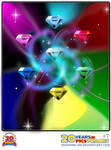 7 - Chaos emeralds