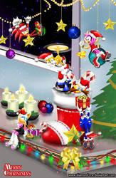 Sonic Merry Christmas