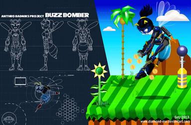 Buzzbomber Anthrobadnik