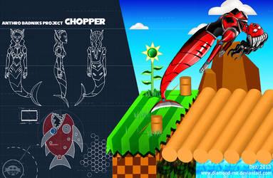 Chopper Anthrobadnik