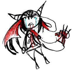 Hero 108: Death of Sonia by Skull-gum