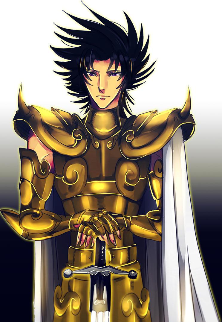 Capricorn El Cid - Sharped as a Sword by Milo-Minamino