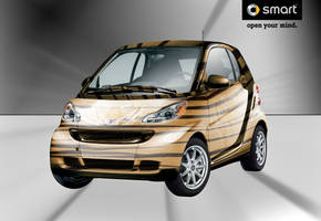 Put A Tiger In Your... Car by imago3d