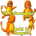 004 Charmander